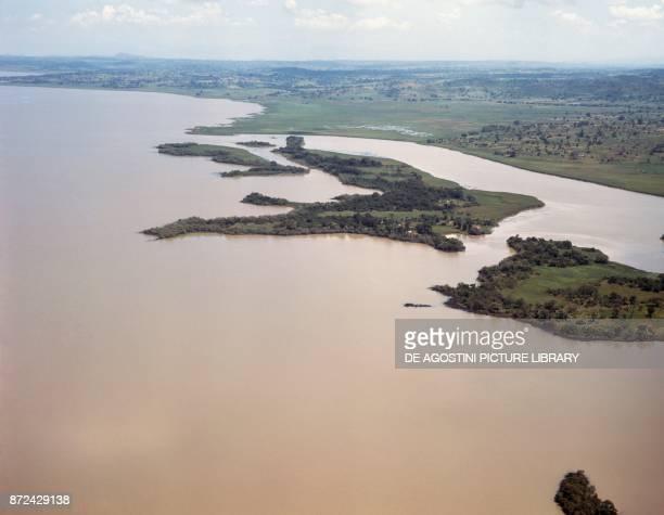 Lake Tana the largest lake in Ethiopia Northern Ethiopia