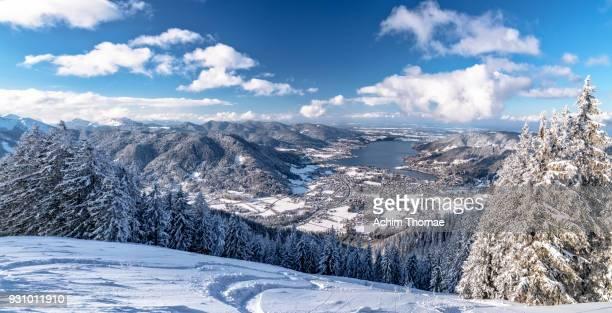 Lake Tegernsee, Bavaria, Germany, Europe