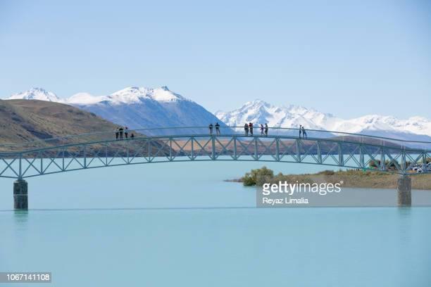 Lake Tekapo Bridge
