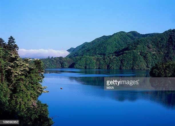 Lake Tsukui, Sagamihara, Kanagawa, Japan