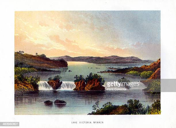 'Lake Victoria Nyanza' c18401900 Lake Victoria is 68800 square kilometres in size making it the continent's largest lake the largest tropical lake in...