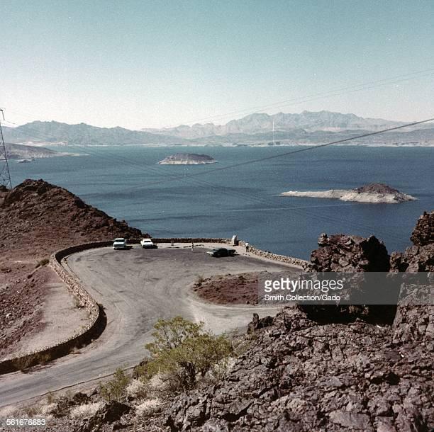 Lake View Point Lake Mead Arizona 1970