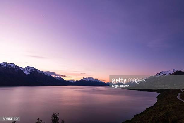 Lake Wakatipu, Otago, New Zealand
