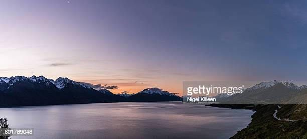 Lake Wakatipu Panoramic