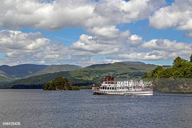 lake windermere, cumbria - ambleside stock photos and pictures