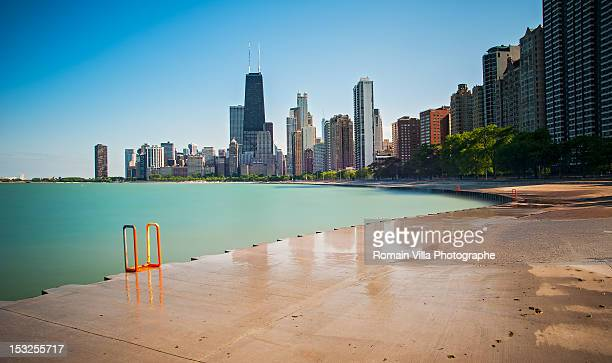Lakefront trail, Chicago