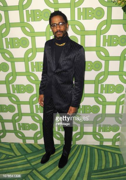 Lakeith Stanfield attends HBO's Official 2019 Golden Globe Awards After Party on January 6 2019 in Los Angeles California