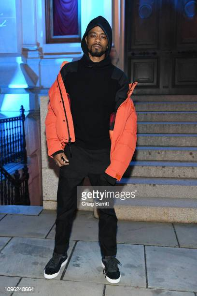 Lakeith Stanfield attends rag bone's A Last Supper in celebration of its Fall 2019 collection on February 8 2019 in New York City