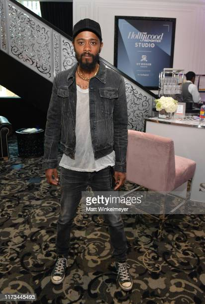 Lakeith Stanfield attends The Hollywood Reporter TIFF Studio presented by St Regis MAC and Martell at The St Regis Toronto on September 09 2019 in...