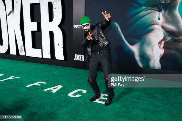 "Lakeith Stanfield attends the premiere of Warner Bros Pictures ""Joker"" on September 28, 2019 in Hollywood, California."