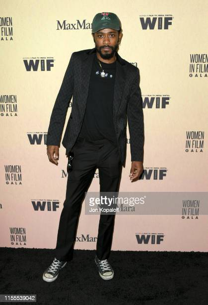 Lakeith Stanfield attends the Women in Film Annual Gala presented by Max Mara at The Beverly Hilton Hotel on June 12 2019 in Beverly Hills California
