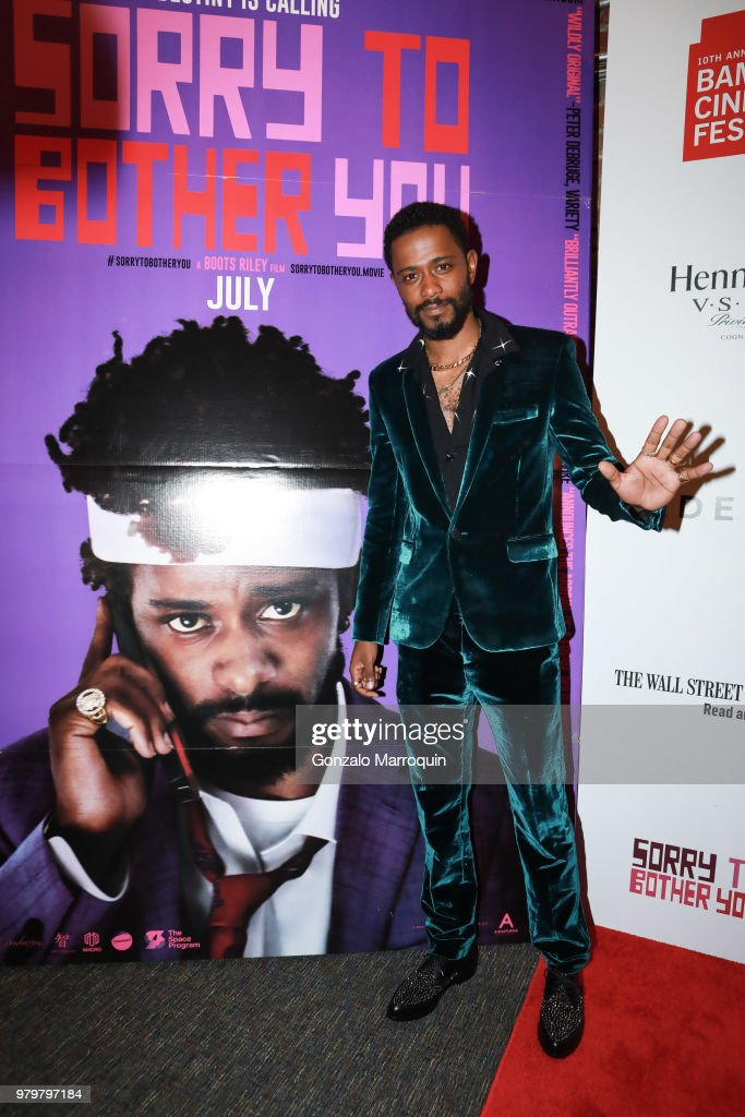 "10th Annual BAMcinemaFest Opening Night Premiere Of ""Sorry To Bother You"""