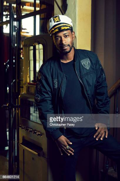 Lakeith Stanfield is photographed for The Hollywood Reporter on October 14 2016 in Los Angeles California Published Image