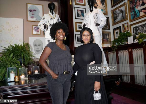 LaKela Brown and February James join Swizz Beatz and the Marriott Bonvoy™ American Express® Credit Card portfolio Celebrate Women in Art on November...