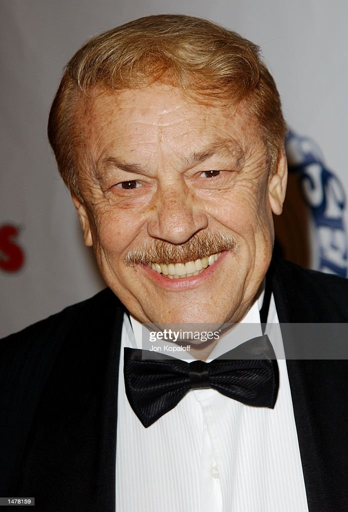 Laker Owner Dr Jerry Buss Attends The Carousel Of Hope Benefitting Barbara