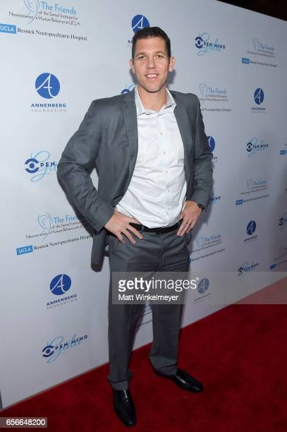 Lakers Head Coach Luke Walton attends UCLA Semel Institute's 'Open Mind Gala' at The Beverly Hilton Hotel on March 22 2017 in Beverly Hills California
