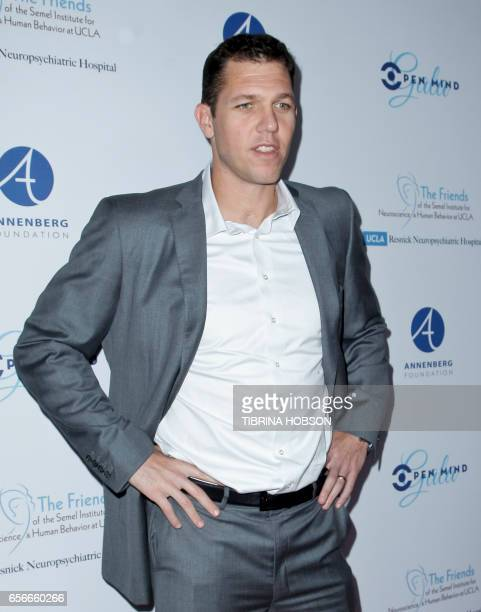 Lakers Head Coach Luke Walton attends UCLA's Semel Institute's Biannual 'Open Mind Gala' at The Beverly Hilton Hotel in Beverly Hills, California on...