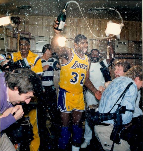 UNS: LA Lakers Championship History
