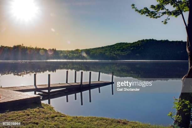 Lake's Morning Light