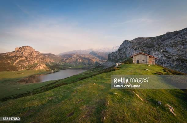 Lakes of Covadonga, Picos de Europa National Park