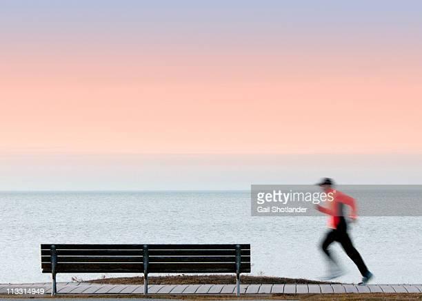 Lakeside Jogger