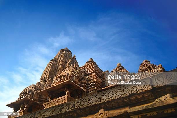 Lakshmana temple at Khajuraho