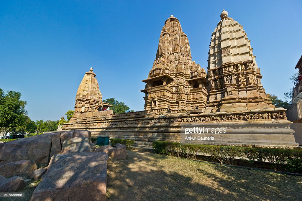 Lakshmana Temple Khajuraho Temples Chhatarpur District