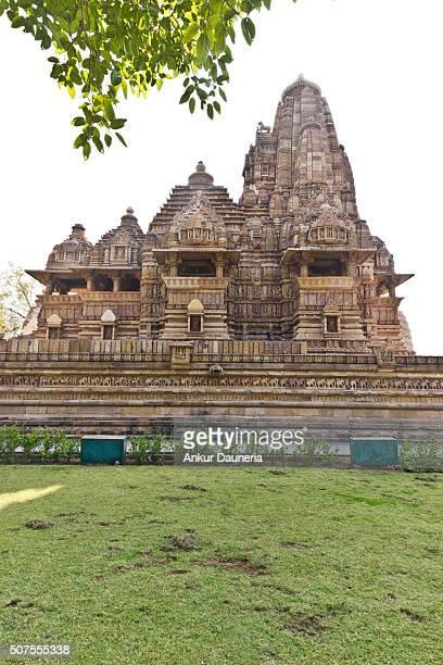 Lakshmana Temple, Khajuraho Temples, Chhatarpur District, Madhya Pradesh, India