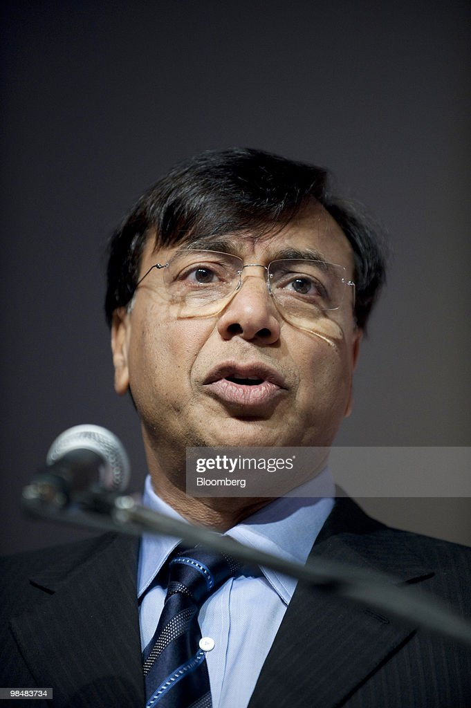 Arcelor Mittal CEO Lakshmi Mittal Keynote At Brazil Steel Conference