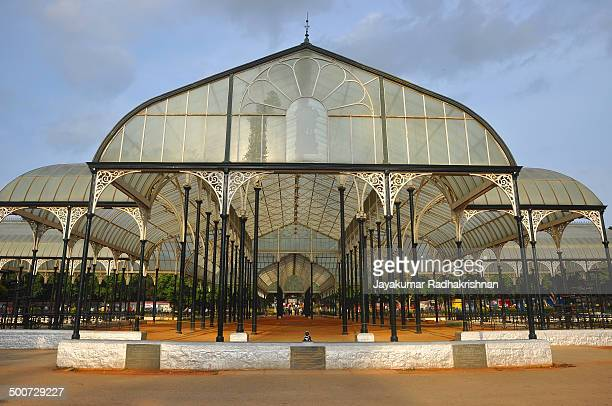 CONTENT] Lal bagh botanical garden is located in Bangalore or Bengaluru Glass house located in Lal Bagh Famous place to host flower shows and famous...