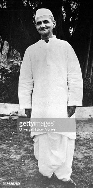 Lal Bahadur Shastri second Prime Minister of India and a leader of the Indian National Congress party