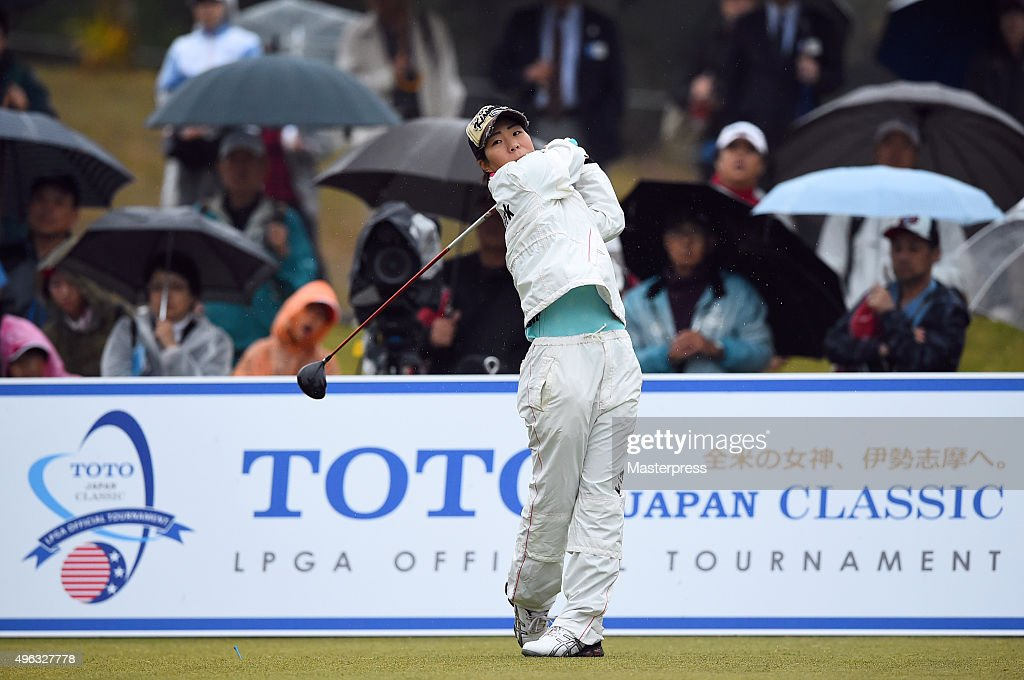 TOTO Japan Classic 2015 - Day 3 : News Photo