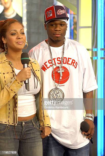 LaLa and 50 Cent