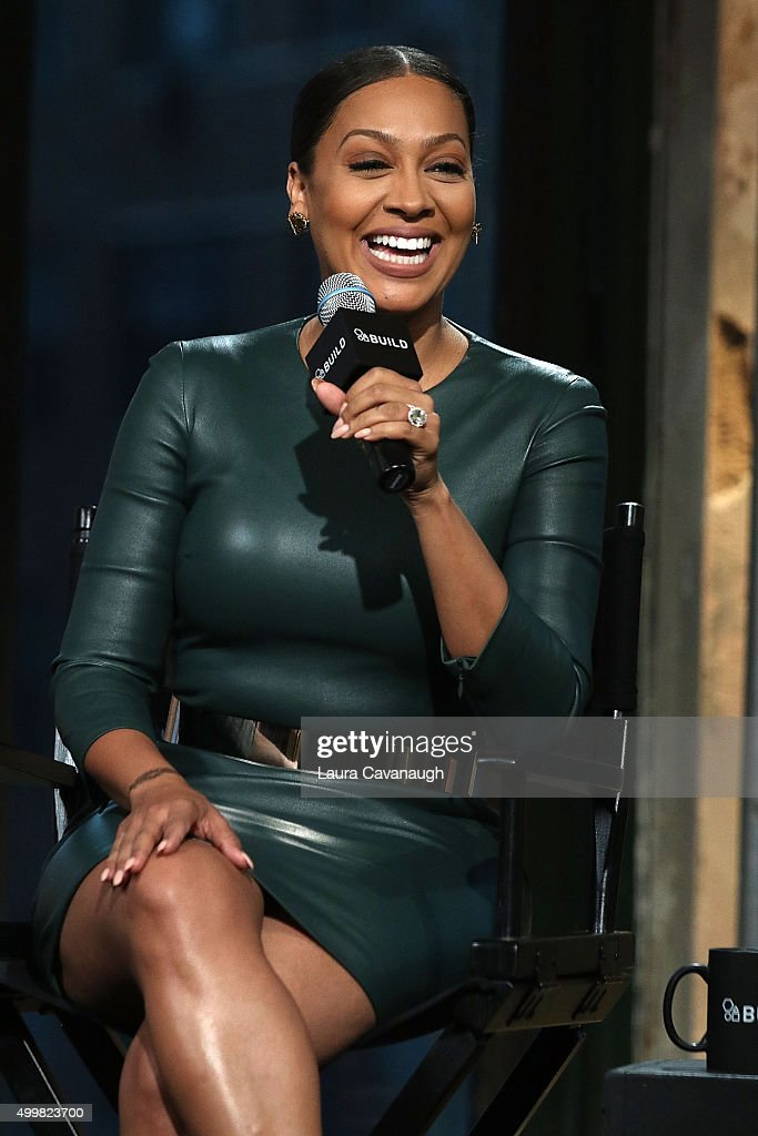"AOL BUILD Presents: La La Anthony, ""Unforgettable"""