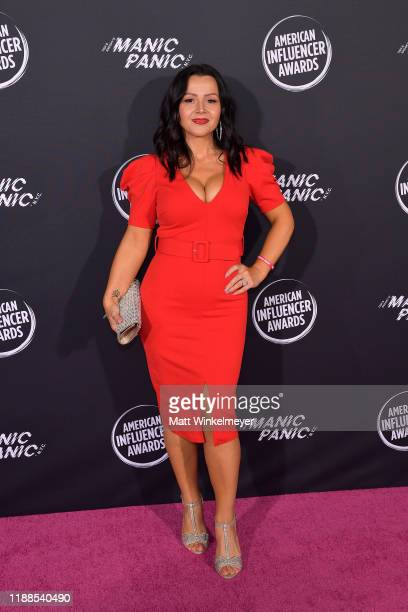 Lala Chihaia attends the 2nd Annual American Influencer Awards at Dolby Theatre on November 18 2019 in Hollywood California