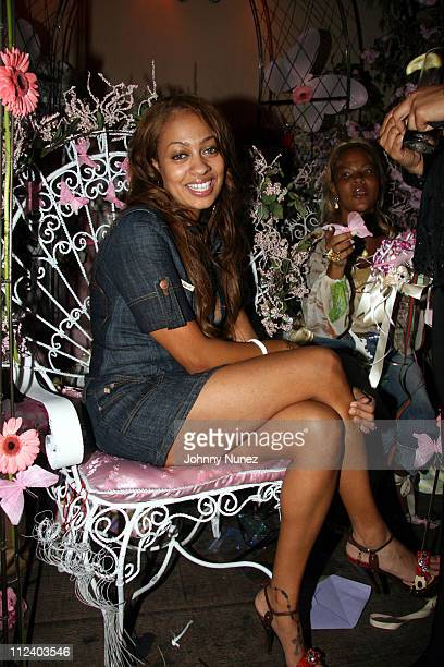 LaLa during Baby Shower for Lorena Rios Fat Joe's Wife at Cain in New York New York United States