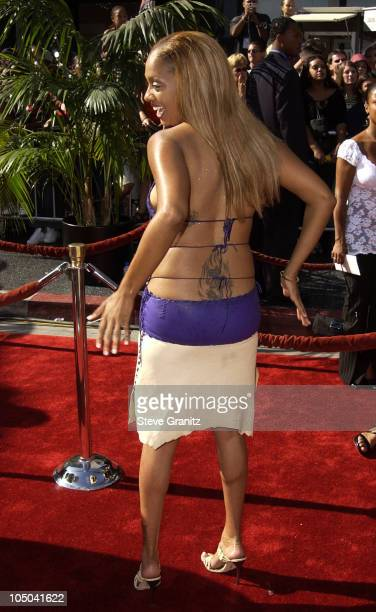 Lala during The 2nd Annual BET Awards Arrivals at The Kodak Theater in Hollywood California United States