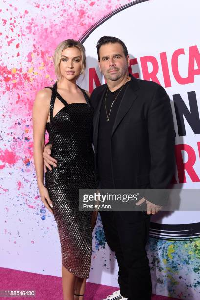 Lala Kent and Randall Emmett attend the 2nd Annual American Influencer Awards at Dolby Theatre on November 18 2019 in Hollywood California