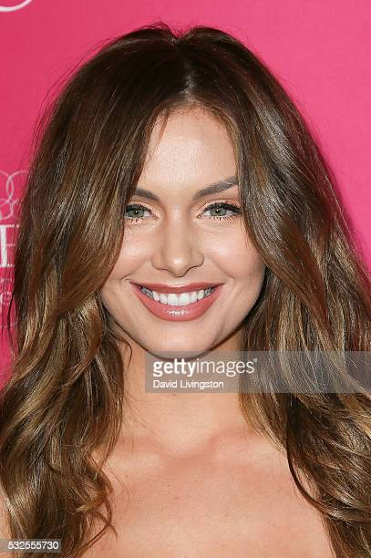 Lala Kent arrives at the OK Magazine's So Sexy LA at the Skybar at Mondrian on May 18 2016 in West Hollywood California