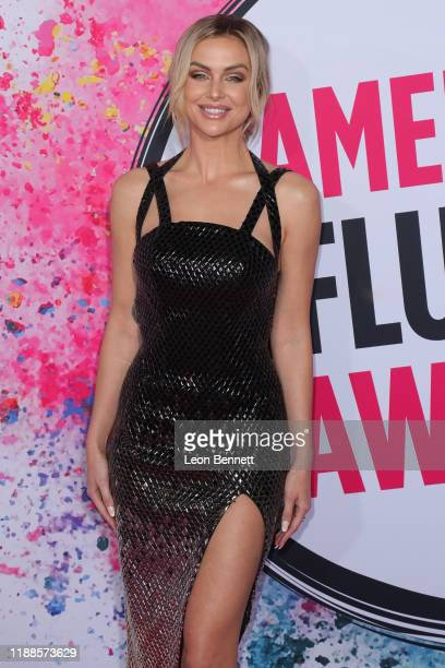 Lala Kent attends 2019 American Influencer Awards at Dolby Theatre on November 18 2019 in Hollywood California
