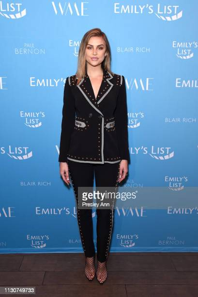 Lala Kent attends Raising Our Voices Supporting More Women in Hollywood Politics at Four Seasons Hotel Los Angeles in Beverly Hills on February 19...