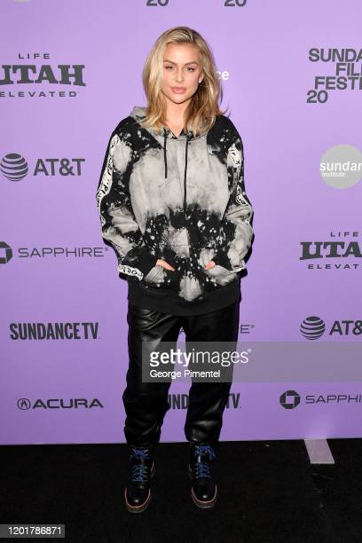 Lala Kent attends the 2020 Sundance Film Festival Spree Premiere at The Marc Theatre on January 24 2020 in Park City Utah