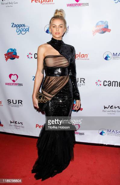 Lala Kent attends the 4th annual Vanderpump Dog Foundation Gala at Taglyan Cultural Complex on November 21 2019 in Hollywood California