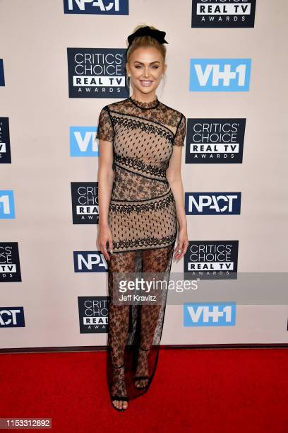 Lala Kent attends the Critics' Choice Real TV Awards at The Beverly Hilton Hotel on June 02 2019 in Beverly Hills California