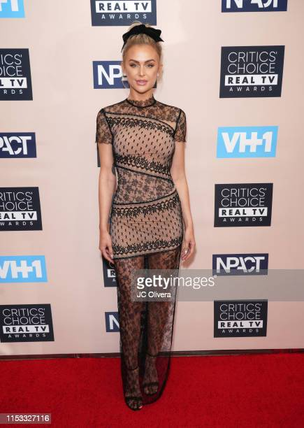 Lala Kent attends the Critics' Choice Real TV Awards on June 02 2019 in Beverly Hills California