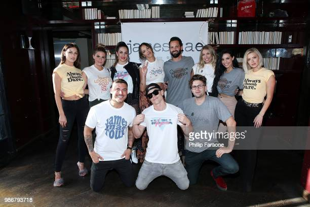 Lala Kent Brittany Cartwright Kate Maloney Kristen Doute Brian Carter Stassi Schroeder Scheana Marie Ariana Madix Jax Taylor Tom Sandoval and Tom...
