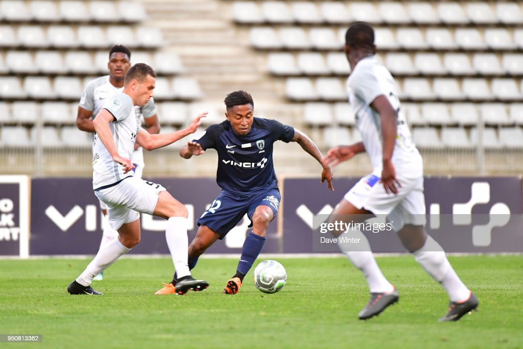 Paris FC v Chateauroux - French Ligue 2