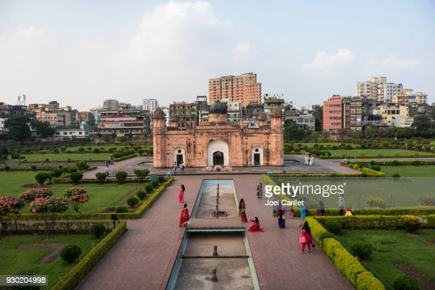 lalbagh fort in dhaka, bangladesh - dhaka stock pictures, royalty-free photos & images