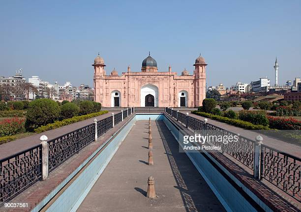lalbagh fort in dhaka - dhaka stock pictures, royalty-free photos & images