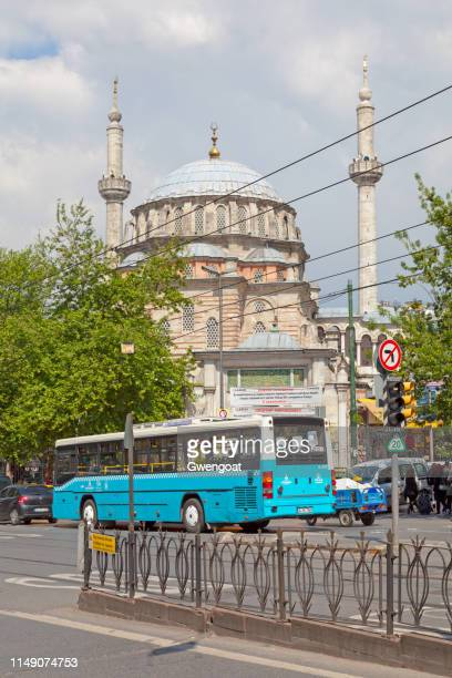Laleli Mosque in Istanbul